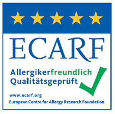 ECARF - Allergikerfreundlich Qualitätsgeprüft - European Centre for Allergy Research Foundation